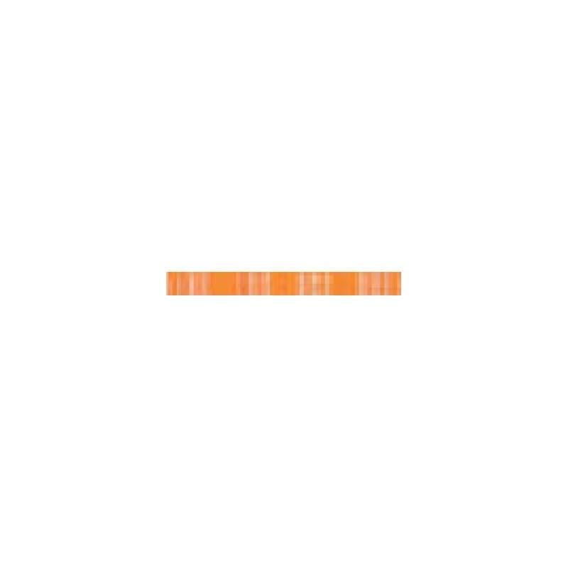 Marazzi Vertical listello arancio chiaro/scuro e bianco 2,5X25
