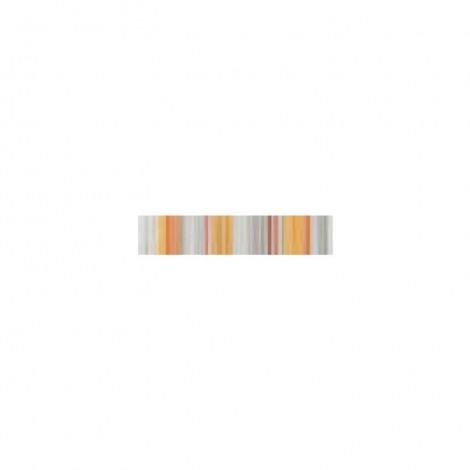 Marazzi Vertical listello arancio chiaro/scuro e bianco 5X25