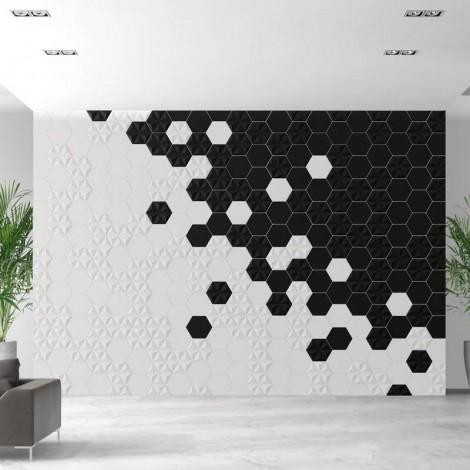 Quintessenza serie Origami1 bianco matt
