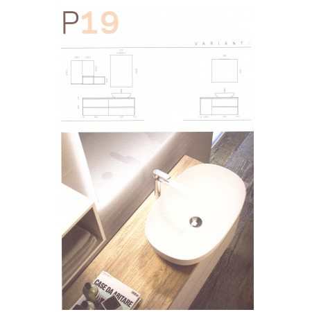 COMPOSIZIONE Polaris P19 cm 118,4