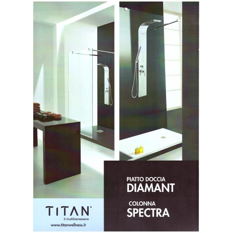PIATTO DOCCIA Diamant  120x80