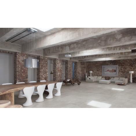 PAVIMENTO NATURALE RETTIFICATO Copenhagen Ivory  Serie Architect Resin 60X60