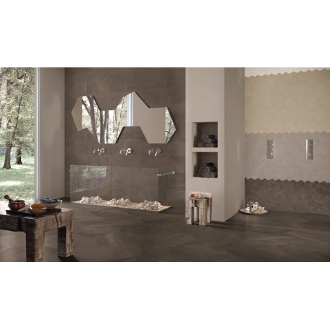 PAVIMENTO NATURALE RETTIFICATO Copenhagen Ivory  Serie Architect Resin 30X30
