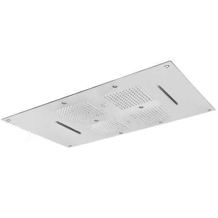 SOFFIONE  INCASSO A CONTROSOFFITTO C 850x540 mm SP