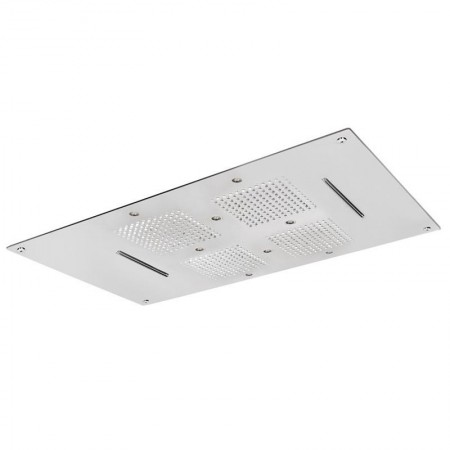 SOFFIONE  INCASSO A CONTROSOFFITTO 3C 850x540 mm SP