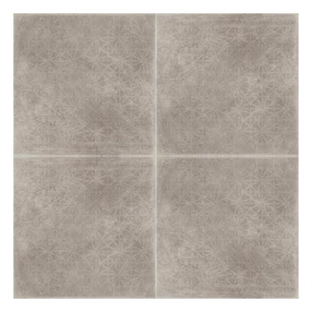 DECORO TRACE GREY SERIE DUST 80x80