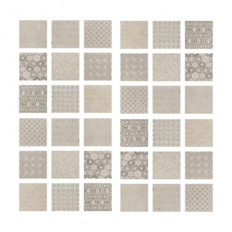 DECORO  NATURALE  Dekò Texture AVANA Serie Kotto XL  20 x 20