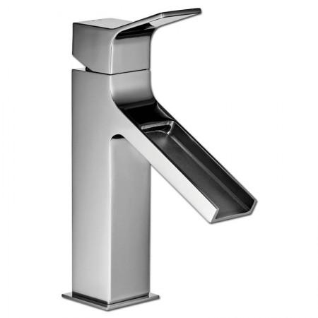 Miscelatore lavabo midi Young cascata