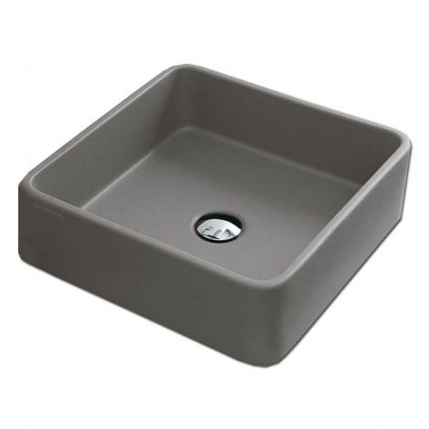 Lavabo Miniwash 40 cm grigio lava
