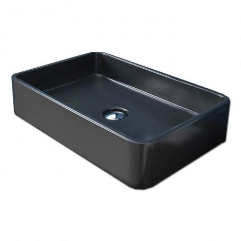 Lavabo Miniwash 75 cm nero
