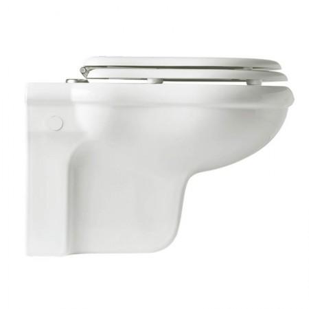 Vaso wc sospeso Axa serie Contea ceramica bianca