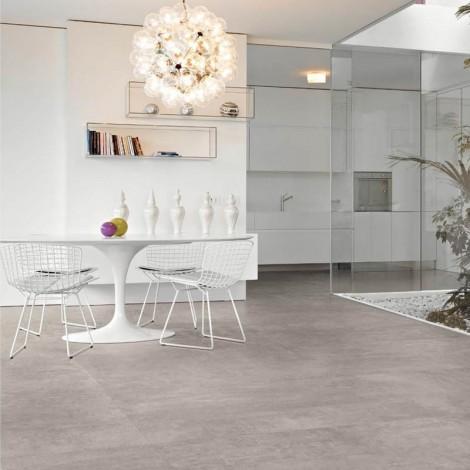 Pavimento naturale rettificato Emil Serie On Square 60x120 cemento