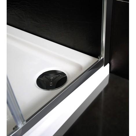 Box doccia scorrevole Square 70x100x190H