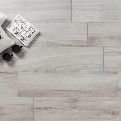 Faro Eco timber bianco 20x120 rett