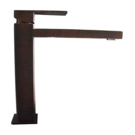 Daniel rubinetteria Skyline miscelatore lavabo alto oil bronze
