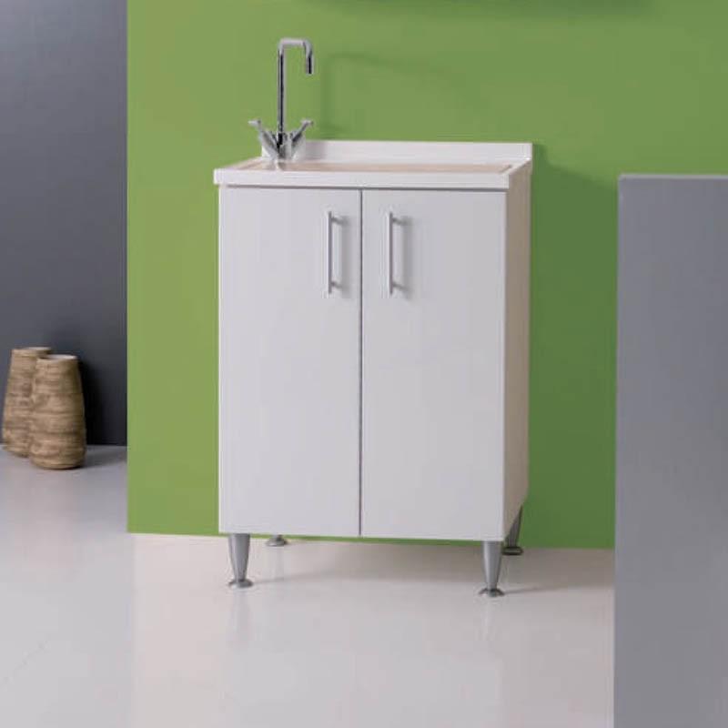 Mobile lavanderia L60 P45 H83 Luna rossa