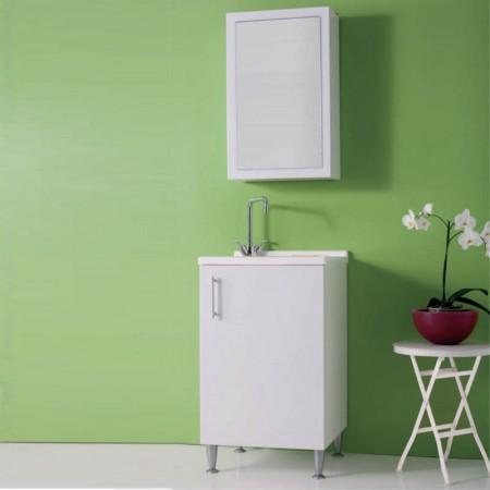 Mobile lavanderia L50 P50 H83 Luna rossa