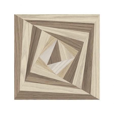 Emilceramica Dimore effetto legno decoro enigma 20x20
