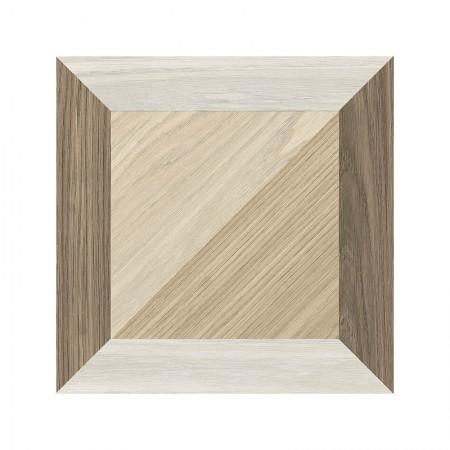 Dimore effetto legno decoro riflesso 20x20