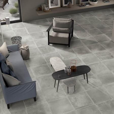 Grey 60x60 naturale Dust