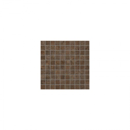 Mosaico 3x3 Corten 30x30 naturale Metal Style