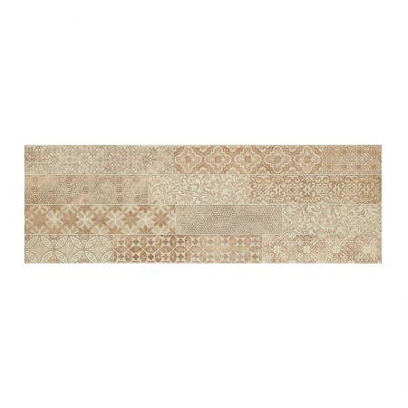 Sand decoro Pattern 22x66,2 Clayline