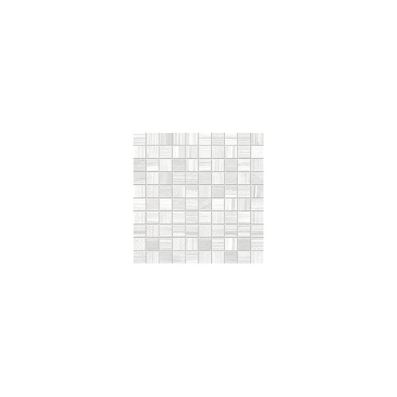 Mosaico 3x3 White 30x30 lappato Playground