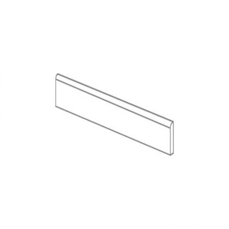 Battiscopa White 7,5x60 Tr3nd