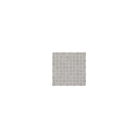 Mosaico Tip Tap Steel 30x30 naturale Metal.it
