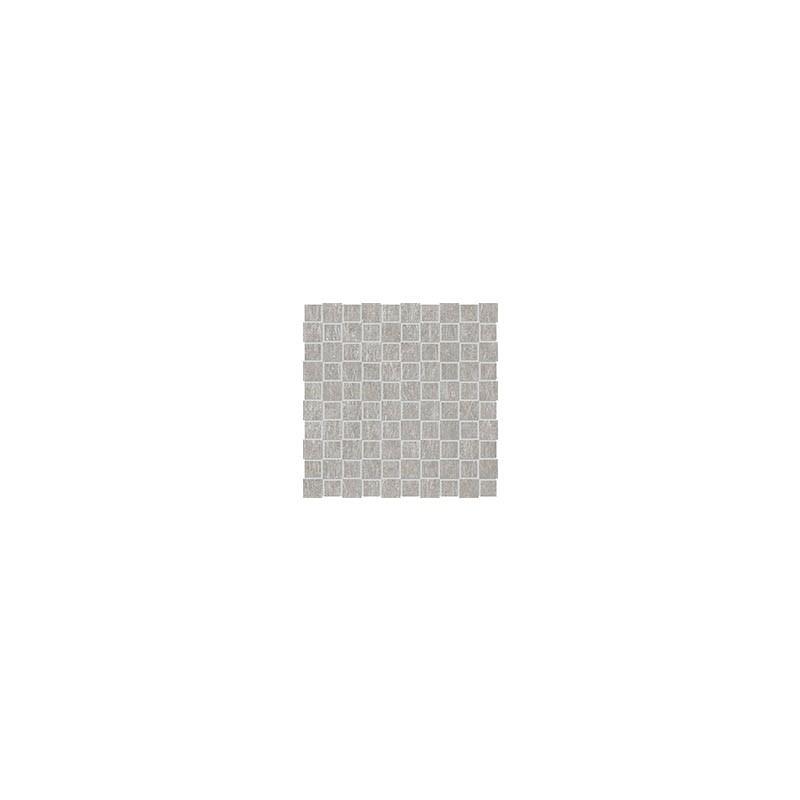 Mosaico Tip Tap Steel 30x30 lappato Metal.it