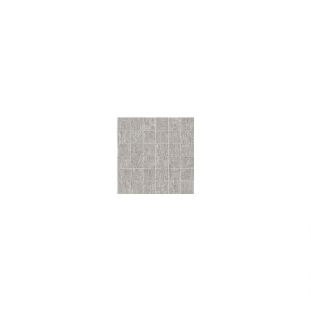 Mosaico 5x5 Steel 30x30 naturale Metal.it