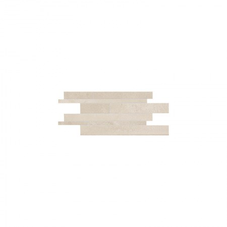 Mosaico listelli Ivory 30x60 naturale Tr3nd