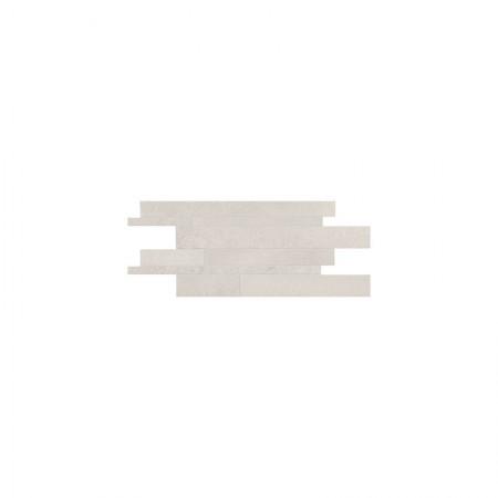 Mosaico listelli White 30x60 naturale Tr3nd