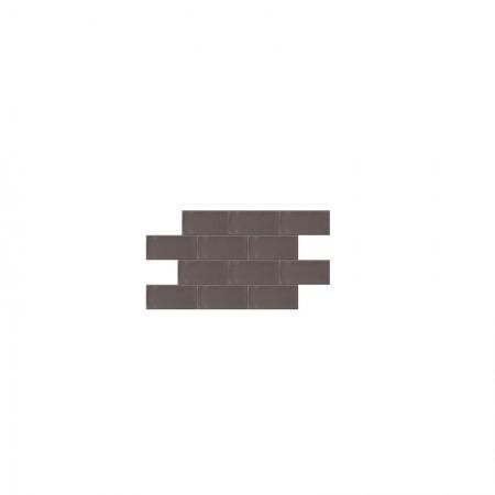 Majolica Shiny Brown 12,5x25 Tr3nd