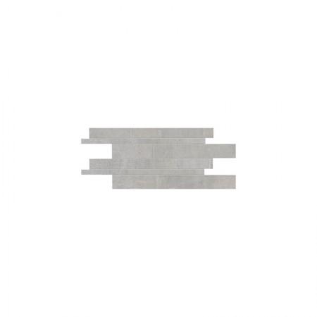 Listelli sfalsati Pearl grey 30x60 naturale Gesso