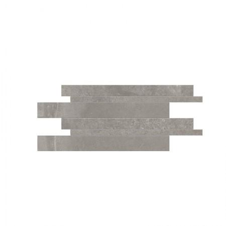Listelli sfalsati grey 30x60 naturale Dust