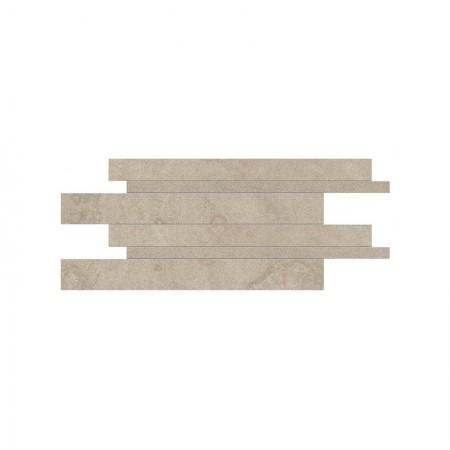 Listelli sfalsati sand 30x60 naturale Dust