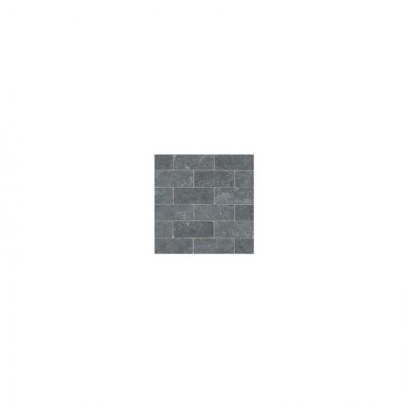 Mosaico mur Noir 30x30 Chateau