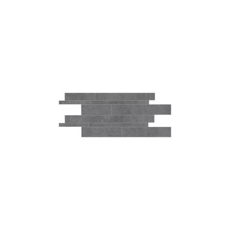 Listelli sfalsati black velvet 30x60 naturale Gesso