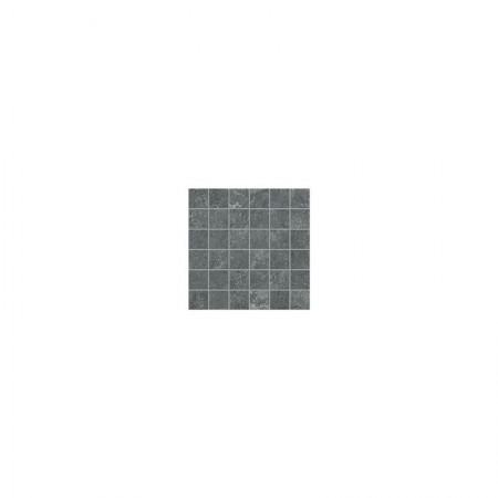 Mosaico 5x5 Noir 30x30 Chateau