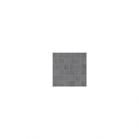 Mosaico Black velvet 30x30 naturale Gesso