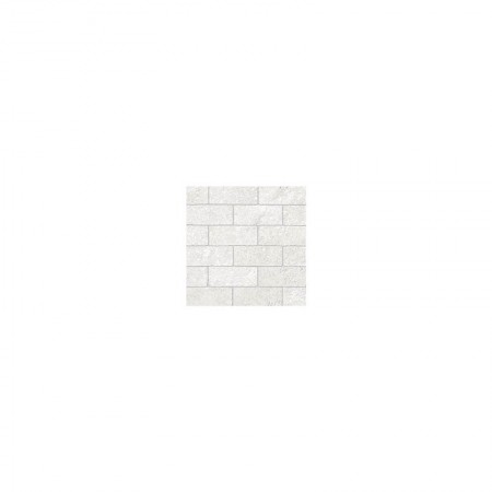Mosaico mur Blanc 30x30 Chateau