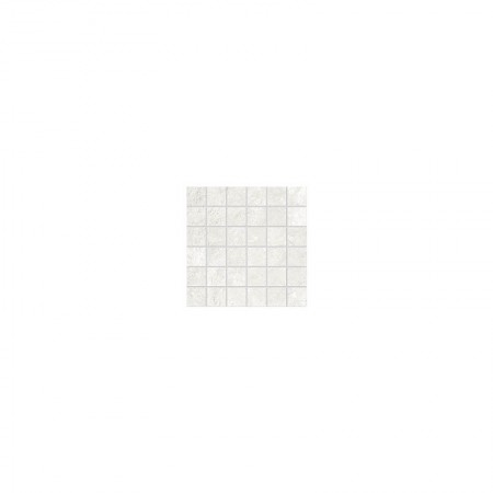 Mosaico 5x5 Blanc 30x30 Chateau