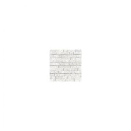 Mosaico Petite mur Blanc 30x30 Chateau