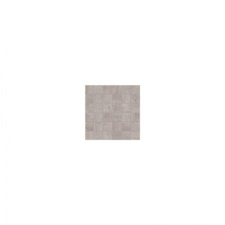 Mosaico Cemento 30x30 naturale On Square
