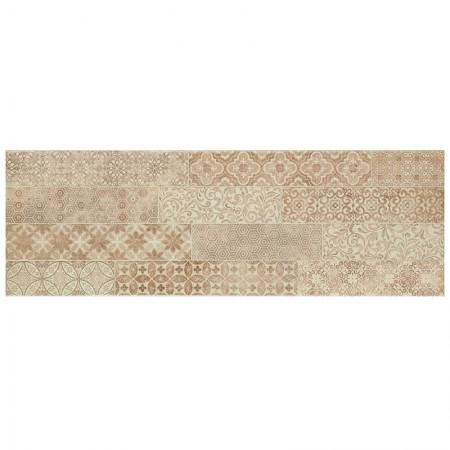 Sand Earth decoro Pattern 22x66,2 Clayline