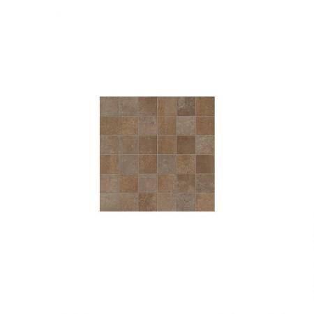 Mosaico 5x5 Mattone 30x30 naturale Kotto XL