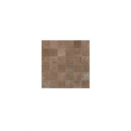 Mosaico 5x5 Mattone 30x30 naturale Kotto XS