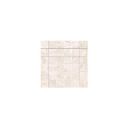 Mosaico 5x5 Calce 30x30 naturale Kotto XS