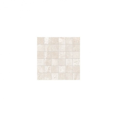 Mosaico 5x5 Calce 30x30 naturale Kotto XL